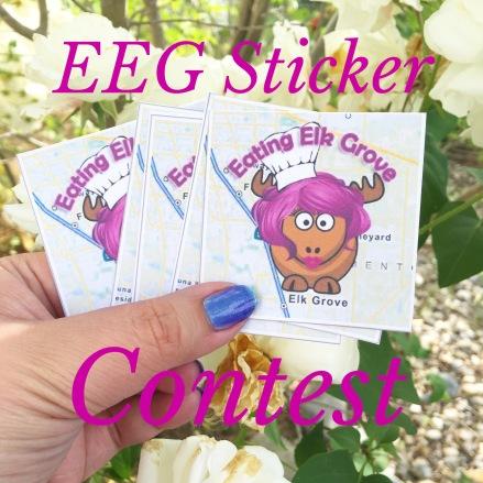 EEG Sticker Contest